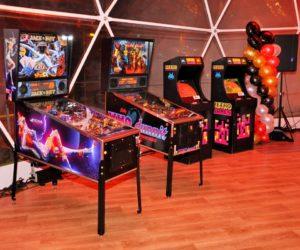 atrakcje na eventy i imprezy automaty retro wynajem