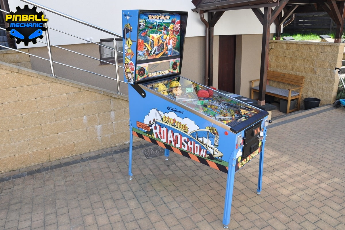 ROAD SHOW PINBALL FOR SALE
